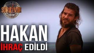 Hakan'a Büyük Şok!   58.Bölüm   Survivor 2018