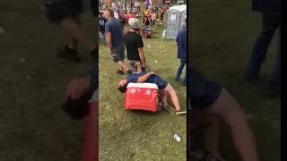 Leave no drunk man behind