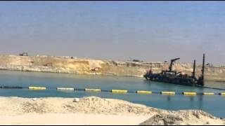 New Suez Canal March 21, 2015