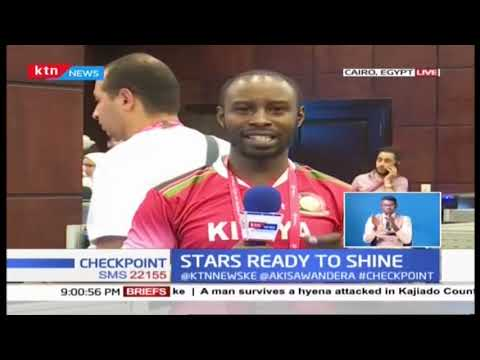 Harambee Stars Ready To Face Algeria In Egypt