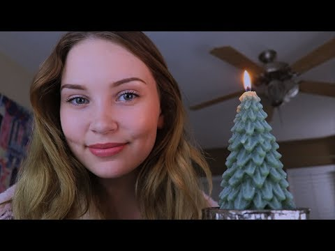 ASMR Helping You Fall Asleep In Bed ~ The Night Before Christmas