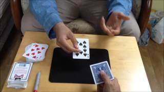 Tour kamel le magicien explication