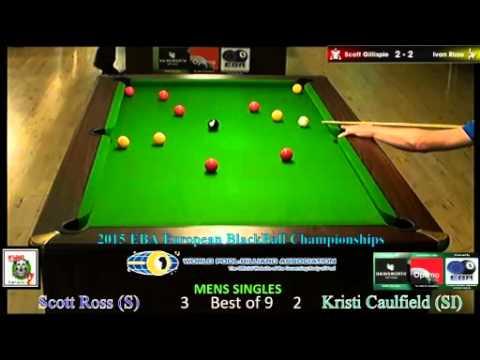 2015 EBA European Championships - Mens Singles - Scott ...