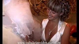Фото- Видеосъемка на свадьбу Ялта. Невеста Свадьба Ялта