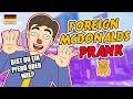 Foreign McDonalds Prank Call - OwnagePranks