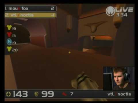 IEM Dubai Quake Live - Fox vs Noctis 2/4