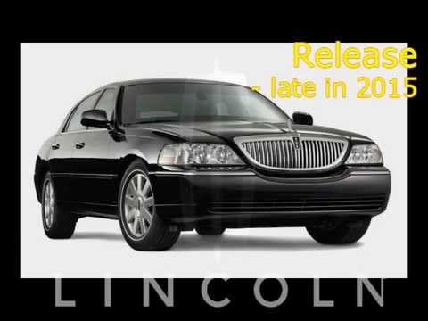 2016 Lincoln Town Car Review