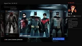 Batman Arkham Knight Part 1: Gotham
