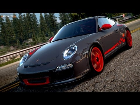 Need for Speed: Hot Pursuit - GamesCom 2010: Warning Gameplay Trailer | HD