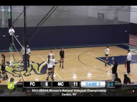 Sean Tehan Volleyball Color Commentary, USCAA (Florida vs. Marygrove Part II)