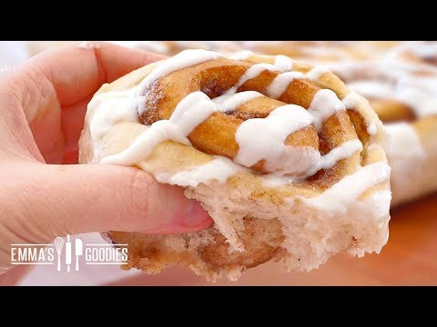 The Fluffiest Cinnamon Rolls Recipe ( BEST Cinnamon Rolls Recipe)