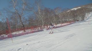 Чемпионат и первенство края по горным лыжам