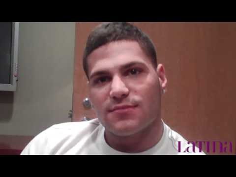 Ronnie From 'Jersey Shore' Breaks Down Roots