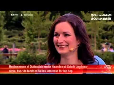 Outlandish's Interview on DR1's Aftenshowet
