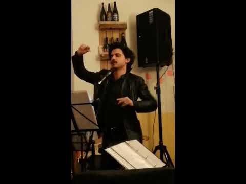 Antonino Masilotti live all'Eco Bistrot di Salerno