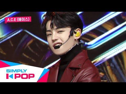 [Simply K-Pop] A.C.E(에이스) _ SAVAGE(삐딱선) _ Ep.387 _ 110819