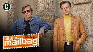 Where Does Once Upon a Time's Brad Pitt and Leonardo DiCaprio Fit in The MCU? - Mailbag