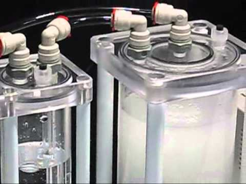 The Hydroxenator! Hydrogen and Oxygen Separator Cell! Not HHO!  YouTube