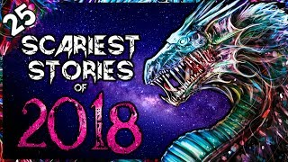 Top 25 True HORROR Stories of 2018 [MP3 DOWNLOAD] | Darkness Prevails