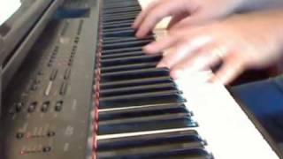 Ein Schiff das sich Gemeinde nennt  - a piano version
