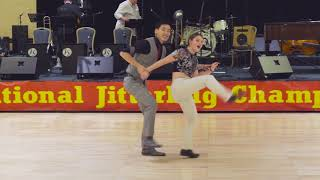 Camp Hollywood 2017   Open Showcase   Anthony Chen & Sarah Winch