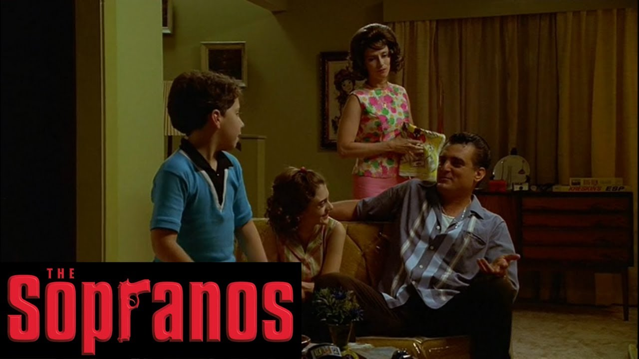 """Download The Sopranos: Father Johnny Boy Telling Us How """"The Cops Arrested the Wrong Guy!"""" [Part 4]"""
