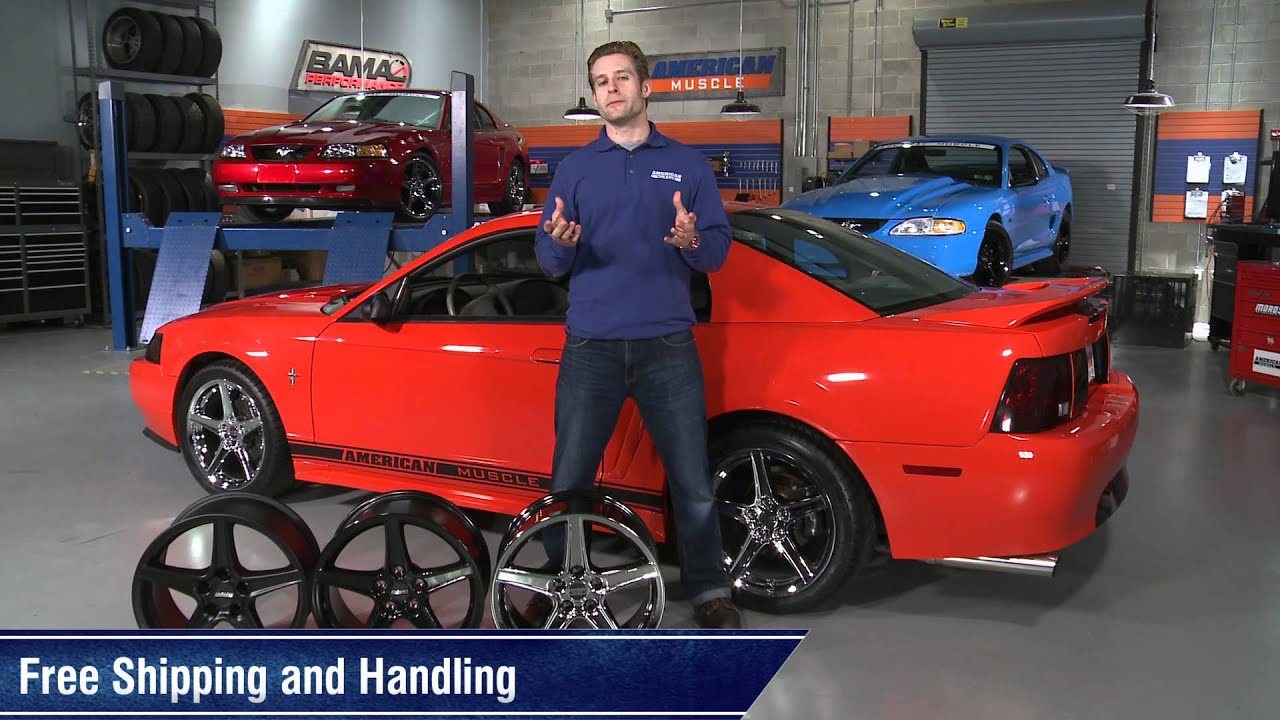 Mustang Saleen Wheels 94 04 All Review Youtube