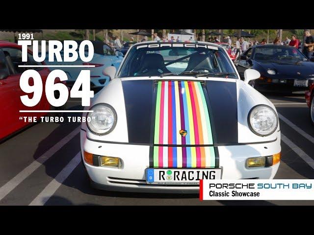 Porsche Classic Showcase Ep. 8: '91 Turbo 964