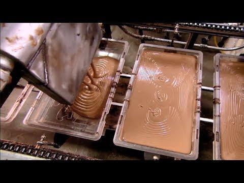 MUNDO FOODS POR DENTRO DE UMA FÁBRICA DE CHOCOLATE PROCESSO NA DESCRIÇÃO
