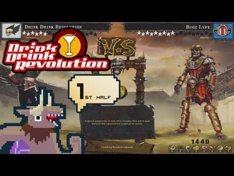 BloodBowl: CE - Drink Drink Revolution - Match 8 First Half v. Khemri