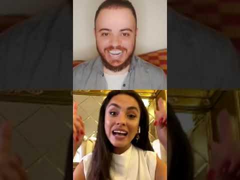 رمضان 2020 - مسلسل النحات - مقابلة مع الممثلة ليا بوشعيا  - 22:59-2020 / 5 / 19
