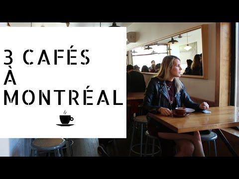 Trois Cafés à Montréal: LaRue, Butterblume Et Parvis | 1ère Partie