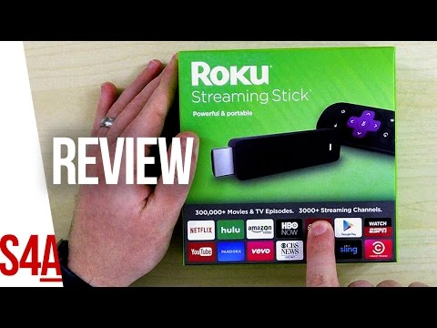 Roku Streaming Stick Review - Make Your TV Smart for $50!