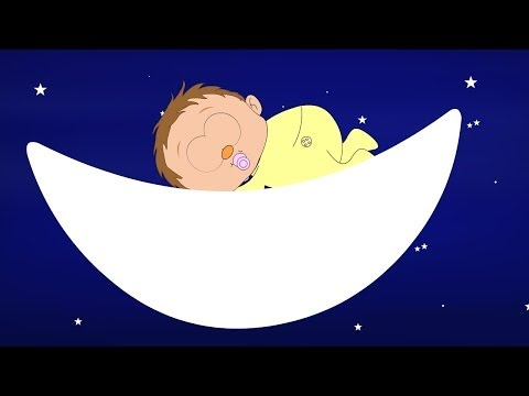 Hush Little Baby Lullaby Song | HooplaKidz TV