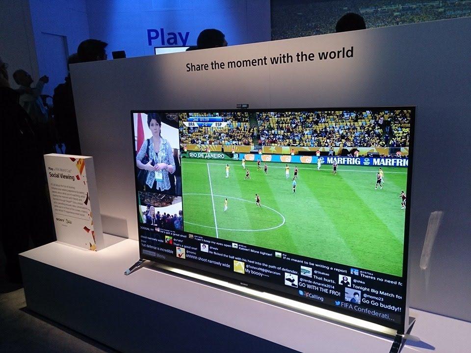 Conoce Lo Nuevo De Los Televisores 4k De Sony Youtube