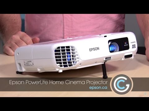 Cheap with lumens to spare! Epson PowerLite Home Cinema 730HD | GetConnected