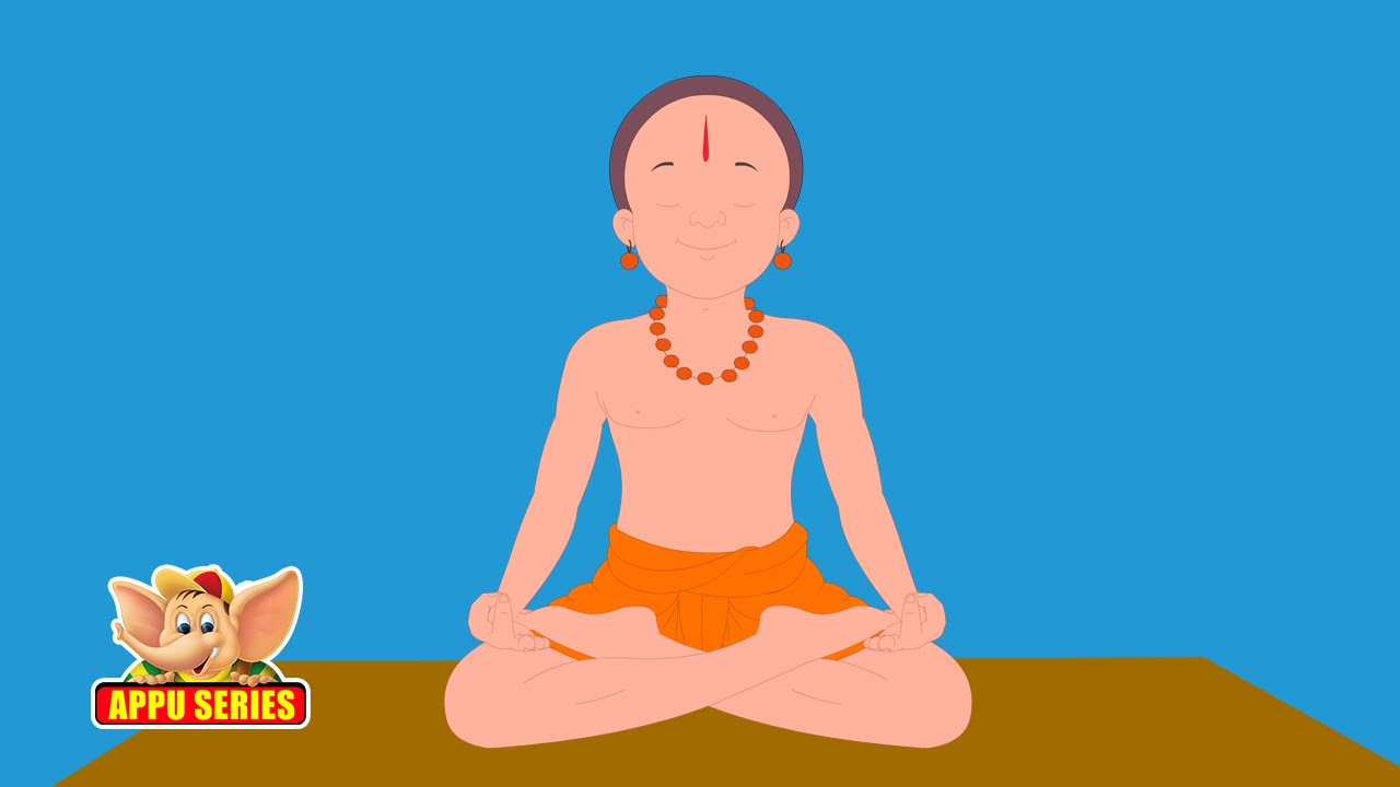 Yoga Meditation Pose Yoga for Kids - Padmas...