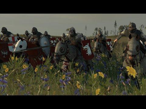 Medieval Kingdoms Total War 1212 AD: Serbia/Burgundy vs. Kievan Rus/England
