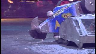 Robot Wars: Chaos 2 vs Pussycat (Extended Battle)