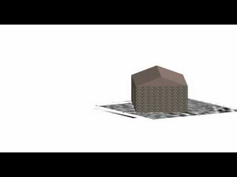 Haumont Geophysical Data and 3D Model