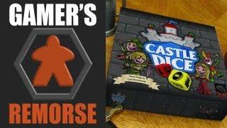 Gamer's Remorse Episode 6: Castle Dice [Indie]