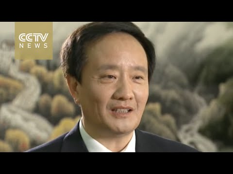 [V观] Exclusive interview with Ningxia's Party Secretary Li Jianhua on Belt and Road Initiative