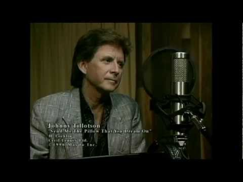 Johnny Tillotson - Send Me The Pillow You Dream On (Best Quality)