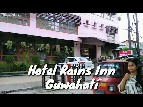 Best Budget Hotel In Guwahati   Hotel Rains Inn, Guwahati, Room Tour