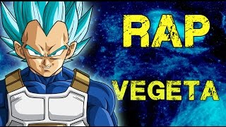 RAP DE VEGETA  | 2016 DRAGON BALL | Doblecero