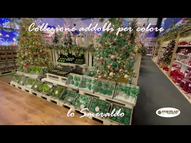 collezione Natale per colore - Smeraldo