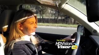 HD Vision Visor; Night & Day
