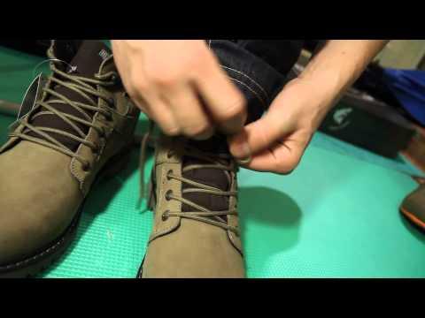 обувь для охоты и рыбалки осень весна