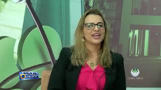 Fonoaudiologia e Recursos Terapêuticos - Kinesio Taping. Entrevista com a Profª Viviane Marques Parte 1 - TV FIMCA