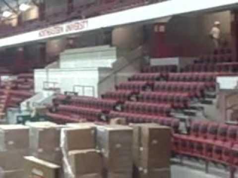 Matthews Arena Renovation (in progress)